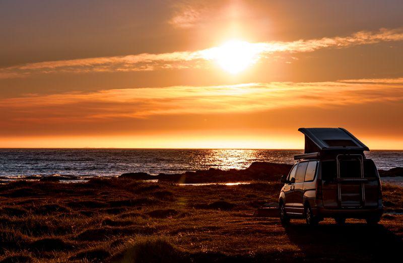 Camping, Ferienhäuser- und Wohnungen: der beste Urlaub an der dänischen Nordsee